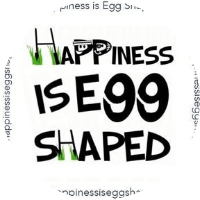 Happiness is Egg Shaped